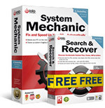 System Mechanic + Search and Recover Bundle discount coupon